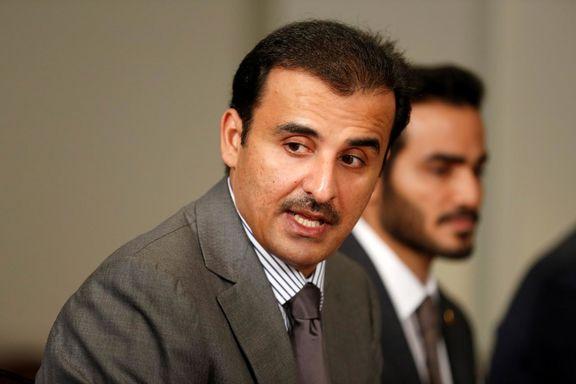 امیر قطر در نشست سران اتحادیه عرب در عربستان سعودی شرکت نکرد
