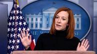 سخنگوی کاخ سفید خواستار همکاری با روسیه در خصوص پرونده برنامه هستهای ایران شد