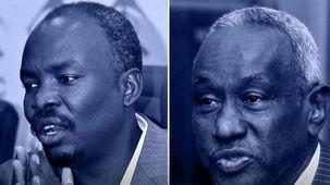رهبران حزب حاکم سابق سودان بازداشت شدند