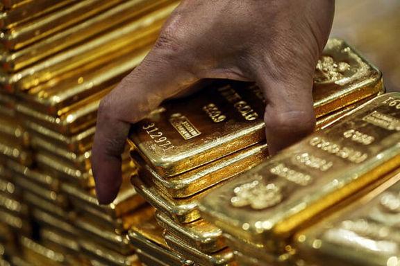 افزایش قیمت دلار در بازارهای جهانی / هر اونس طلا به 1478 دلار رسید