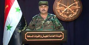 ارتش سوریه: شمال حماه و جنوب ادلب آزاد شدند