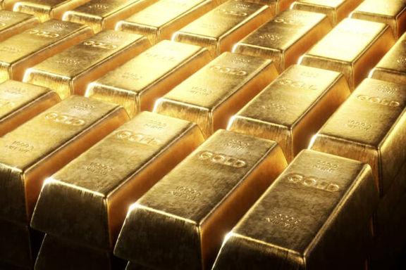 جهش قیمت طلا تحت تاثیر افت ارزش دلار