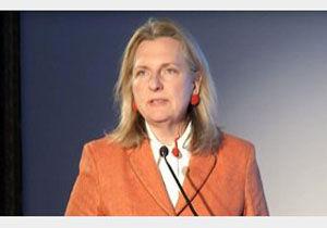 حمایت وزیر خارجه اتریش از برجام