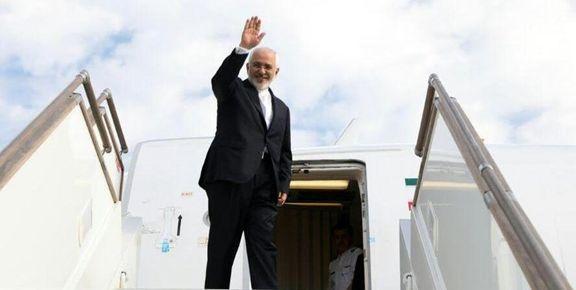 وزیر امور خارجه ایران راهی قطر شد