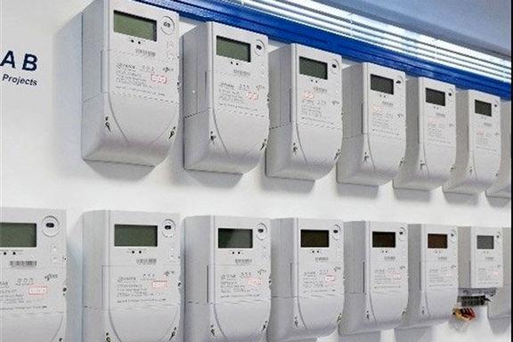 افتتاح خط تولید کنتورهای هوشمند برق