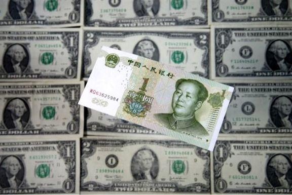 افزایش ارزش دلار پس از خبر کاهش ذخایر ارزی چین