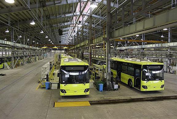 سه خودروساز تولید اتوبوس خود را متوقف کردند