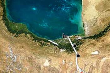وعده غیرعملی روحانی برای انتقال آب دریای خزر
