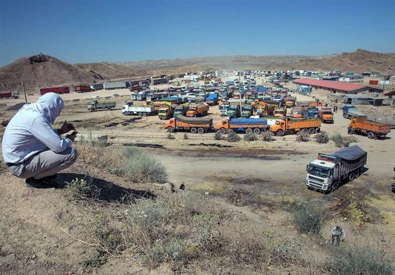 هیچ مرزی به عراق از نظر تجاری بسته نشده است