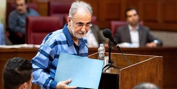 رأی دادگاه نجفی ظرف یک هفته صادر میشود