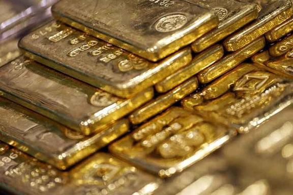 اُفت قیمت جهانی طلا و نقره در مقابل رشد دلار افت