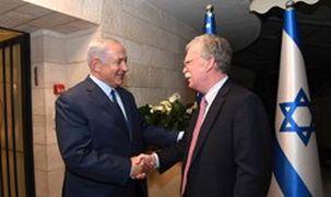 بیانیه مشترک بولتن و نتانیاهو برای مهار برنامه موشکی ایران منتشر شد
