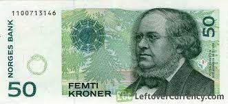 نرخ تورم پایین به پول ملی نروژ ضرر زد