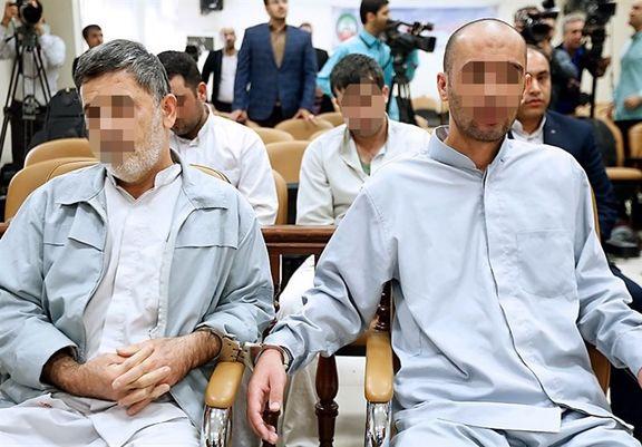 حکم قطعی اعدام تروریست های داعشی عامل حمله به مجلس تأیید شد