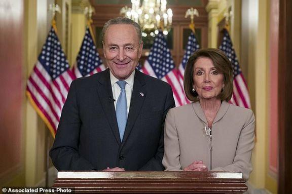 جلسه سرنوشت ساز ترامپ با نانسی پلوسی و چاک شومر