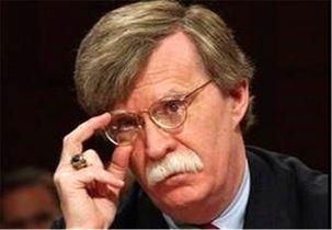 یاوه گوی های بولتون علیه ایران