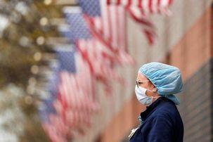 مرگ 300 هزار آمریکایی بر اثر کرونا تا ماه دسامبر