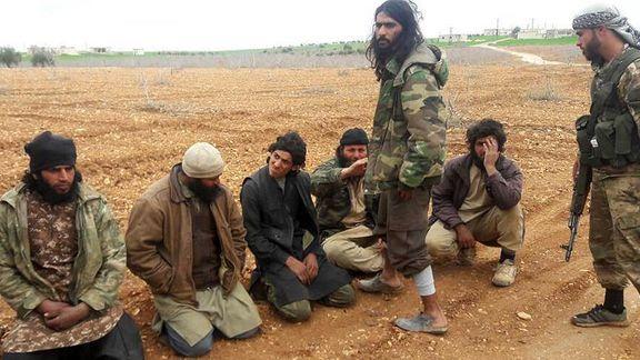 داعش به یک مرکز امنیتی حمله کرد