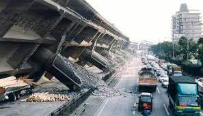 خسارات زلزله ۶.۴ ریشتری در ژاپن + ویدئو