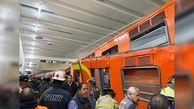 برخورد ۲ قطار شهری در مکزیک/  42 نفر  کشته و زخمی شدند
