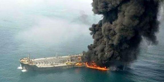 ژاپن: دو «شی پرنده» به نفتکش ها در دریای عمان صدمه زدند