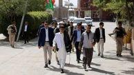 اشرف غنی احمدزی در انتخابات ریاست جمهوری ثبت نام کرد