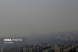 کدام مناطق تهران آلوده تر از باقی مناطق است؟