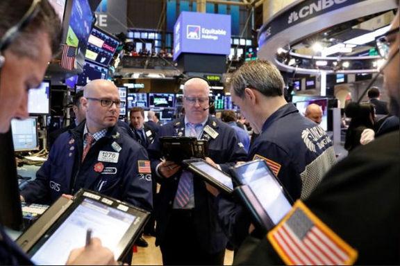 ثبت  رکورد جدیدی داوجونز در معاملات سهام امریکا