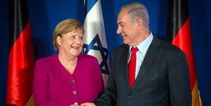 آلمان علیه اجرای طرح الحاق کرانه باختری ایستاد و خواستار لغو آن شد