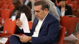 استعفای دکتر شاپور محمدی مورد موافقت وزیر اقتصاد قرار نگرفت/ خبر دقیقتر پس از نشست امروز شورای پول و اعتبار