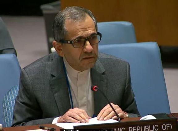 تخت روانچی: شورای امنیت با ماجراجویی اسرائیل برخورد کند