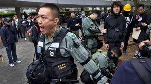 معترضان هنگکنگی دوباره به خیابانها آمدند