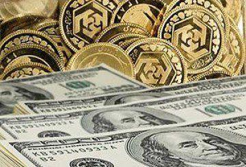 قیمت سکه و ارز در 16 اردیبهشت / دلار ارزان شد/ سکه به پنج میلیون و ۱۰۵ هزار تومان رسید