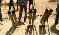 کشف ده سکوی پرتاپ موشک در  در غرب عراق