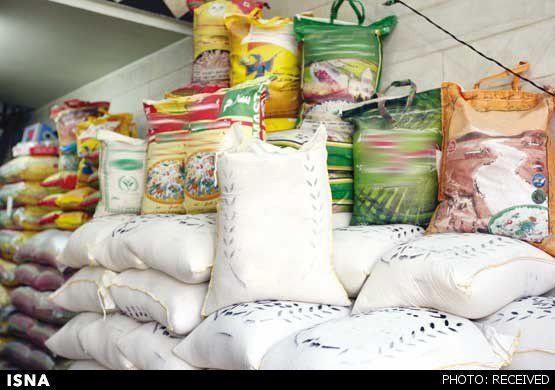 قیمت هر کیلو برنج خارجی در بازار به 18 هزار و 800 تومان رسید