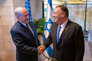 گفتگو اسرائیل و آمریکا درباره منطقه و رفتارهای ایران در منطقه