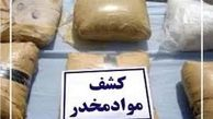 کشف قاچاقچی تریاک با 172 کیلوگرم مواد توسط پلیس
