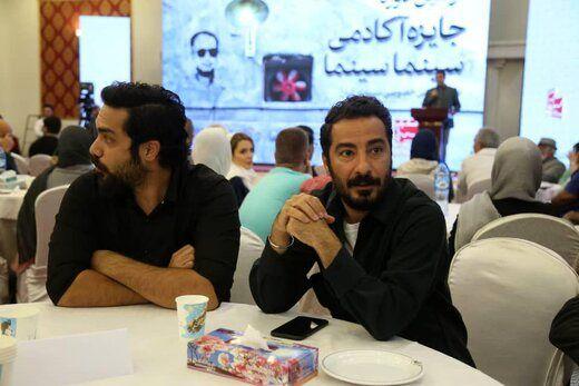 دلیل دلخوری نوید محمدزاده از جشنواره فجر چیست؟
