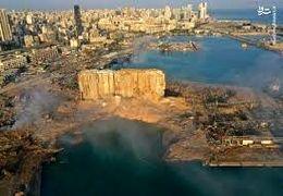 تصویربرداری متفاوت از خسارتهای وارد شده به بیروت