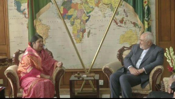 دیدار دو مقام ایرانی و بنگلادشی با یکدیگر