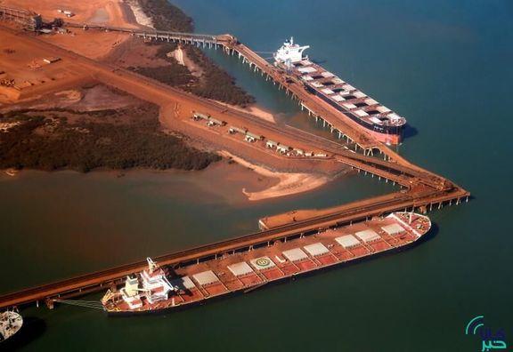 اصلاح شدید قیمت سنگ آهن چین درپی کاهش فعالیتهای ساختمانی