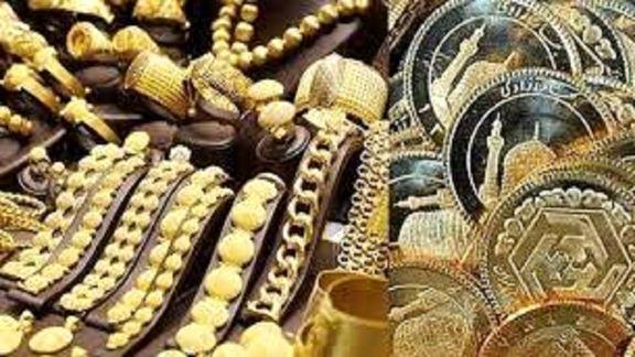قیمت طلا نزولی شد/ سکه در کانال 11 میلیونی ایستاد