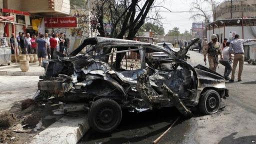 انفجار خوردو بمب گذاری شده در مرز سوریه و ترکیه