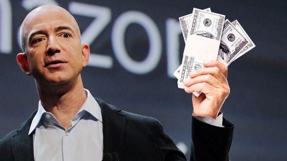 ۲ میلیارد دلار سهام آمازون ظرف ۲ روز فروخته شد