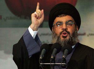 سید حسن نصرالله علیه اسرائیل سخنرانی کرد