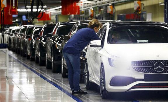 رؤسای خودروسازان بزرگ آلمانی به کاخ سفید احضار شدند
