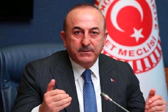 چاووشاوغلو:  عملیات نظامی ترکیه علیه کردهای سوریه با خروج نظامیان آمریکا ندارد