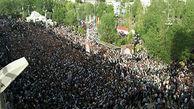 فیلمی از حضور مردم به سمت مصلی تهران قبل از  برگزاری نماز جمعه