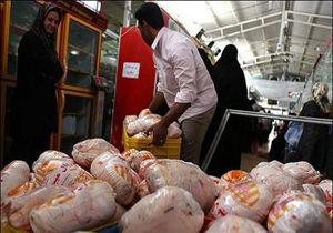 مرغ گران شد/ نرخ هر کیلو مرغ به 10 هزار و 900 تومان رسید