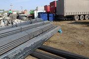 رشد 69 درصدی واردات مقاطع تخت و طویل فولادی در 8 ماهه اول سال